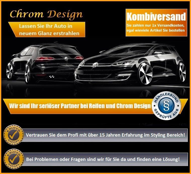 3D AUTO CHROMLOGO CHROM LOGO VFL WOLFSBURG