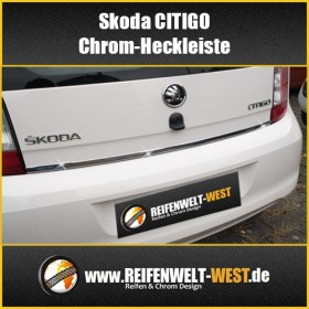 Skoda-CITIGO-Chrom-Heckleiste-1