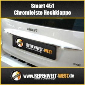 Smart-451-Chromleiste-Heckklappe
