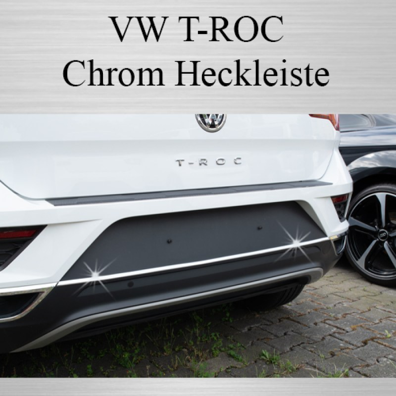 VW-T-ROC-Chrom-Heckleiste-I